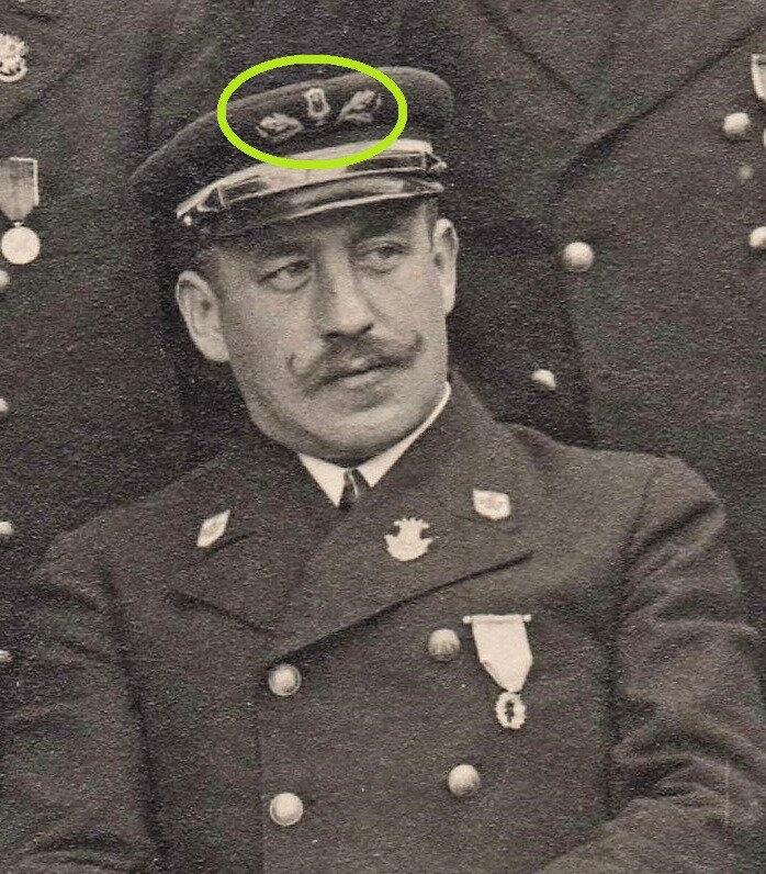 1913 08 17 Belfort CPhoto Musiciens décorés 3 Mo - Copie (2)