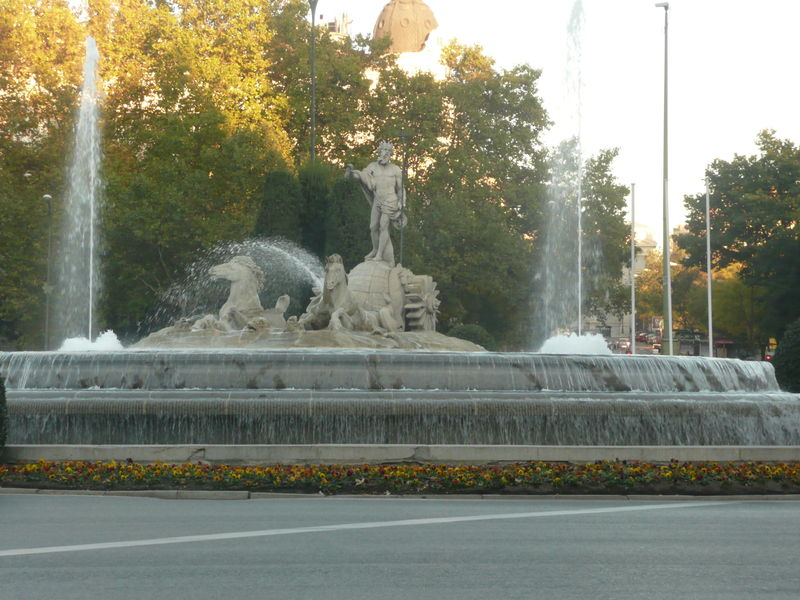 The Neptun fountain