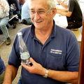 Robert avec une bouteille d'eau !!!!!