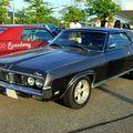 Mercury cougar hardtop coupe de 1969 (Rencard du Burger King mai 2011) 01
