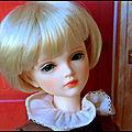 Mademoiselle phoebé, alias peach