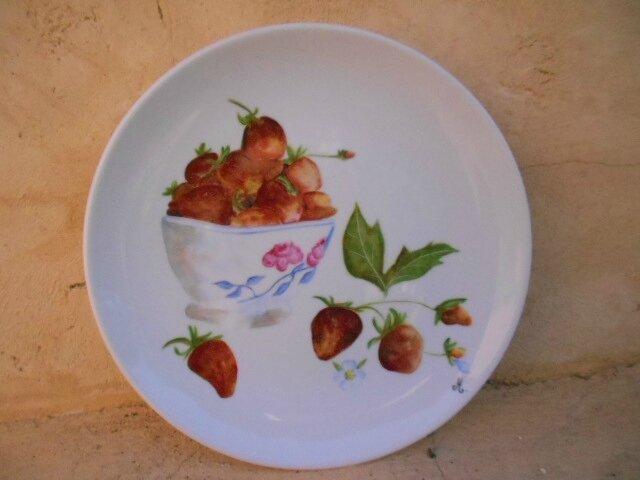 tutoriel : fraises du Périgord