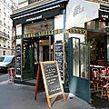 Le verre siffleur paris 14° restaurant bistro