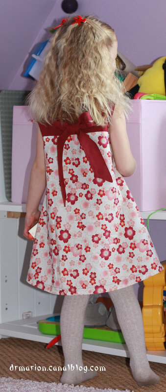 Robe limpide Sakura 5