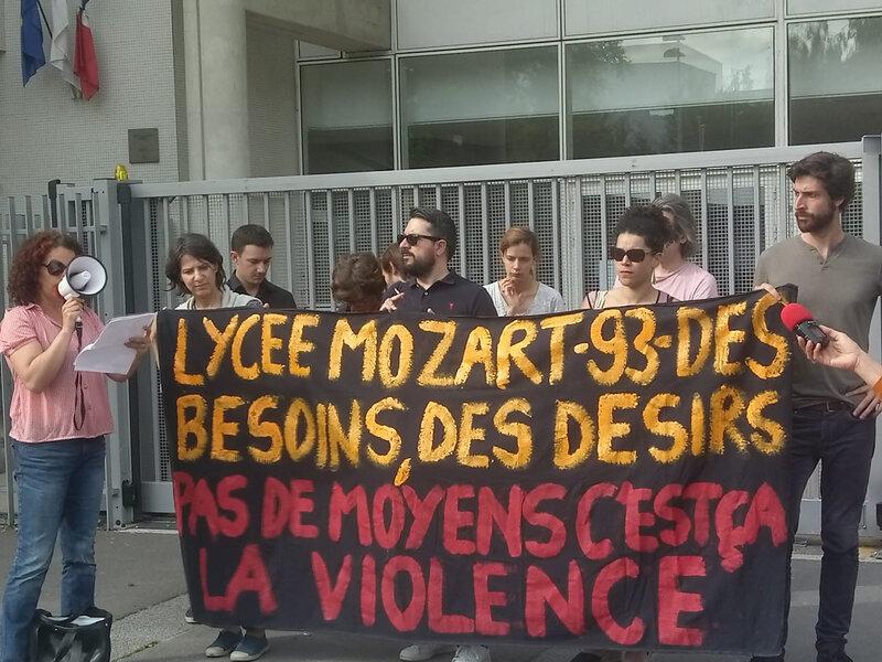 Lycée Mozart