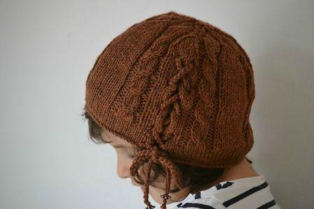 Bonnet Leia par Tendre Canaille