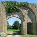 Le Plessis Grimoult (ancienne abbaye)