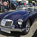 Mg a 1500 roadster 1955-1959