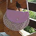 Sac fleurs violettes 001