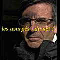 usurpé Alain X.
