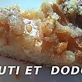 Gâteau aux fruits gourmand