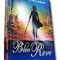 Lecture d'été : bleu rêve, par juliette chaux-mazé