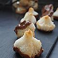 Congolais chocolatés