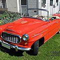 Skoda felicia cabriolet 1959-1964