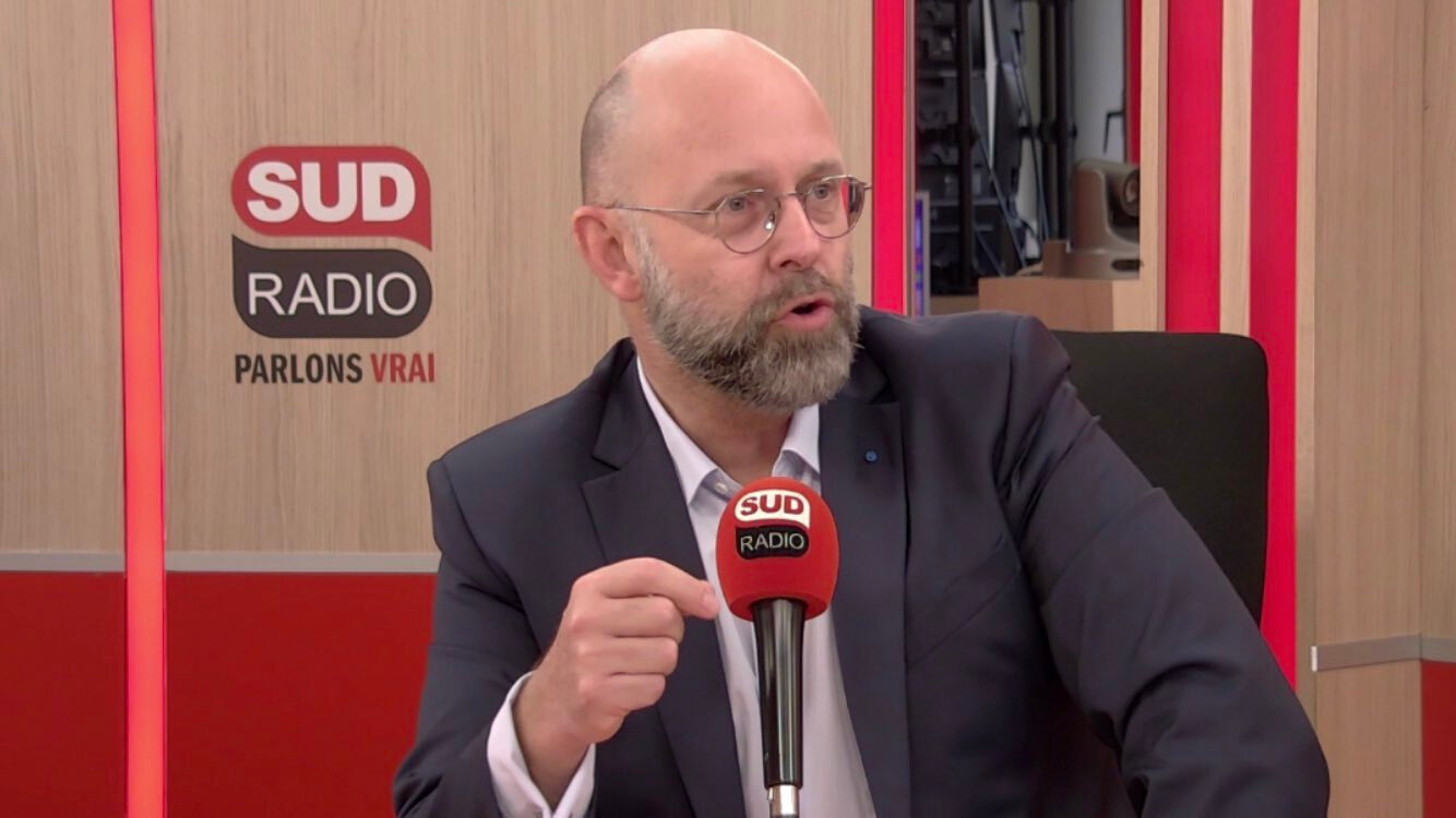 FREDERIC FOUGERAT PARLE IMMO SUR SUD RADIO