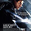 Steven spielberg - minority report
