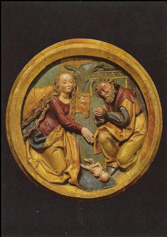 Nativité - Veit STOSS- 1518 - Nuremberg