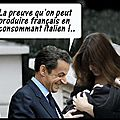 Giulia sarkozy : made in france