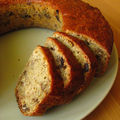 Banana nut bread, pour combler une envie qui patientait.