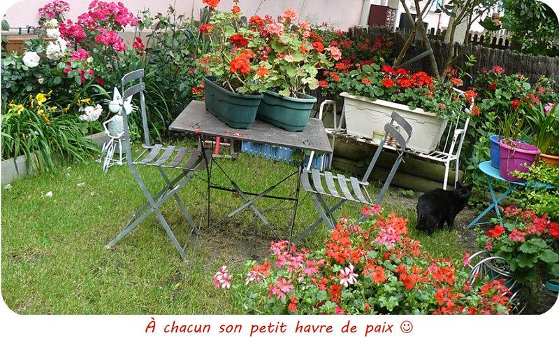 Quartier Drouot - Jardin