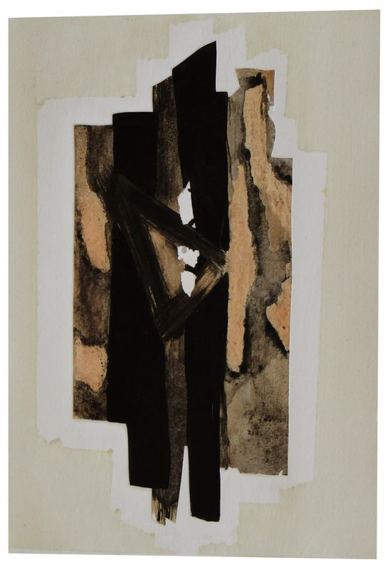 Inspiration Soulages 1
