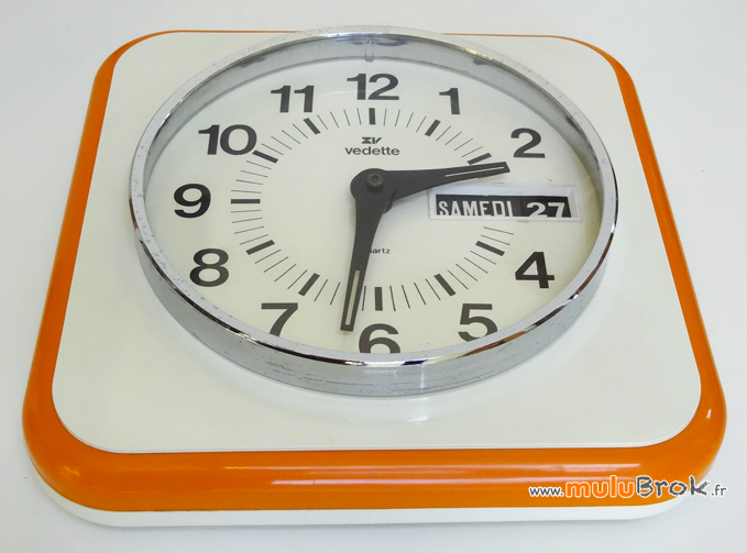 HORLOGE-VEDETTE-DATEUR-Orange-Vintage-3-muluBrok-Brocante