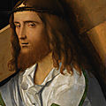 Giovanni bellini (venice 1425/30-1516), christ carrying the cross