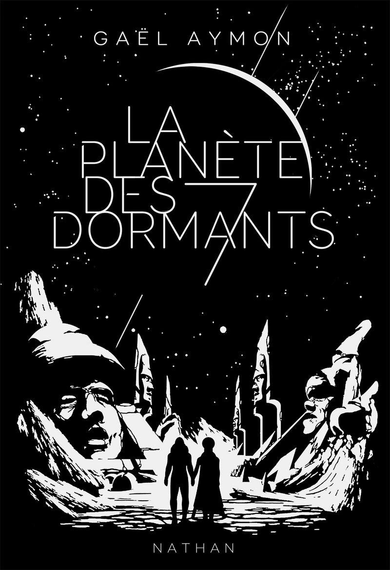 """Gaël Aymon - """"La planète des sept dormants""""."""