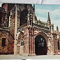 Dol de Bretagne - la cathédrale