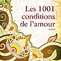 Farahad zama - les 1001 conditions de l'amour