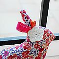 Lapin liberty rose 3