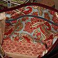 Organisateur de sac - intérieur - pochette zippée