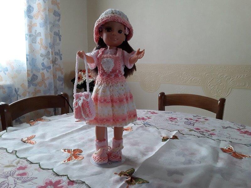 Katelyne adore sa tenue