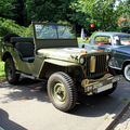 La willys type mb de 1943 (34ème internationales oldtimer meeting de baden-baden)