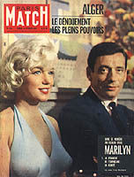 Paris Match 1960