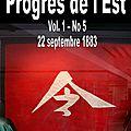 Progrès de l'est-22 septembre 1883-p1
