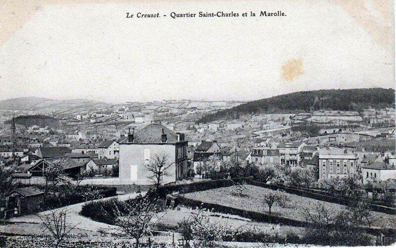 1919-09-11 - Le Creusot la Marolle b