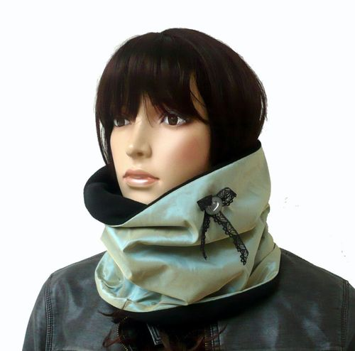 snood polaire taffetas