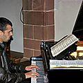 Concert +á Haguenau Armann au piano