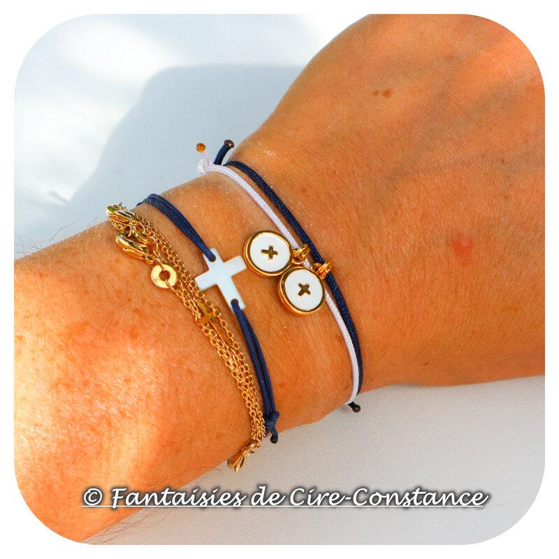 Bracelets Oremus ronds-4