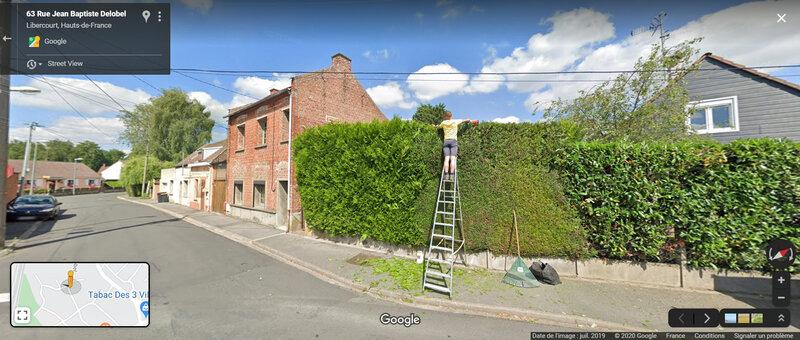 Rue du petit ponchelet ou du petit bois à Libercourt