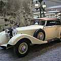MERCEDES BENZ 540 K cabriolet 1936 Mulhouse (1)