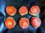 petite tour d'aubergine tomate oignon (6)
