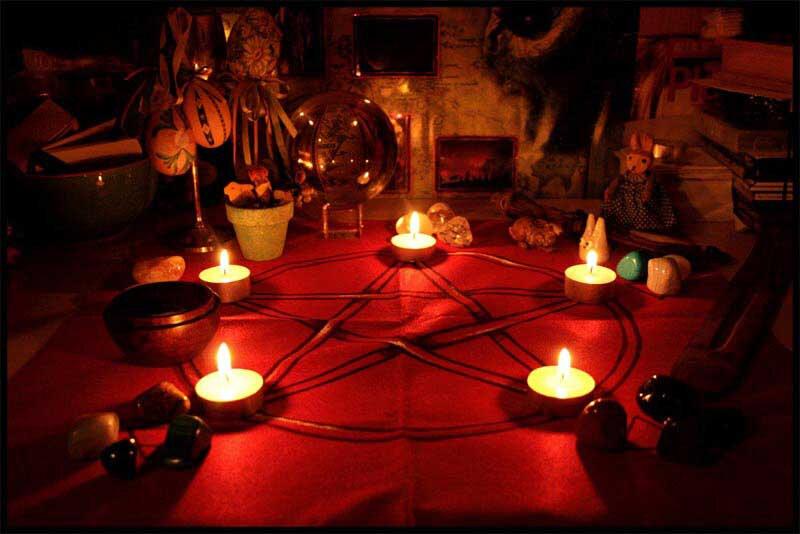 rituel vaudou d'exorcisme et de désenvoutment