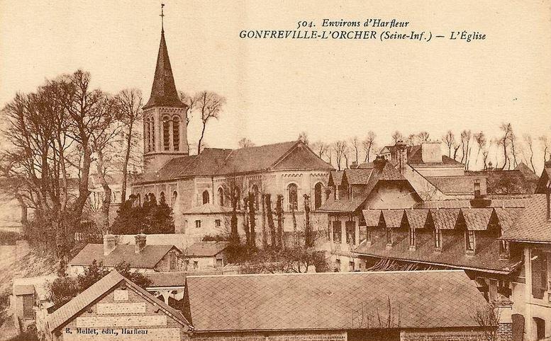 Gonfreville l'Orcher