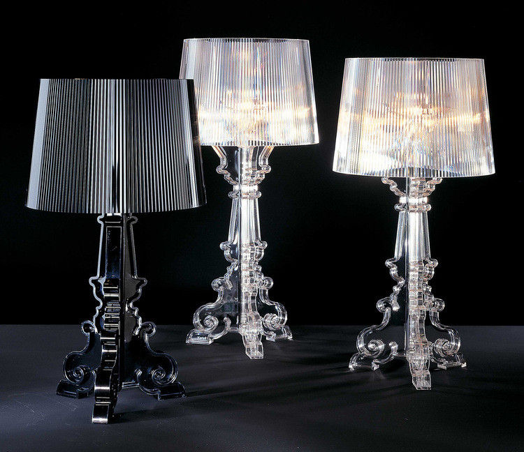 LES LAMPES BOURGIES