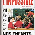 L'impossible, n°11, mars 2013 (1)