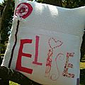 COUSSIN CARRE FILLE _ELISE_ 2