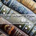 Top ten tuesday ~ 136 : vos 10 romans préférés de plus de 400 pages