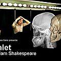 Hamlet au théâtre de strasbourg en juin